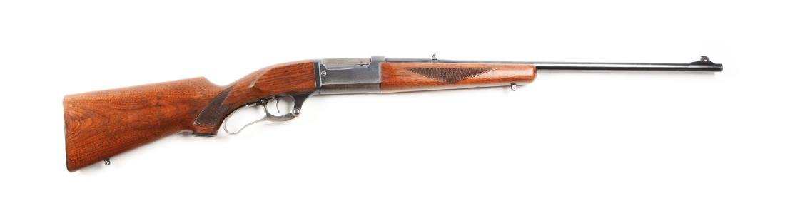 (C) Savage Model 99R Lever Action Rifle.
