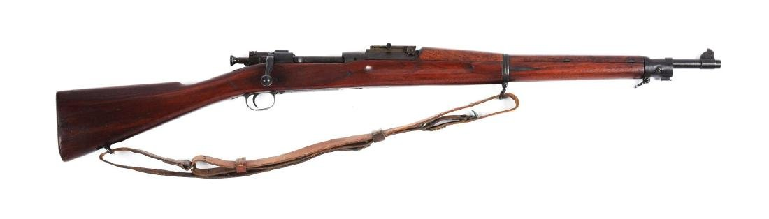 (C) U.S. Model 1903 Springfield Bolt Action Rifle.