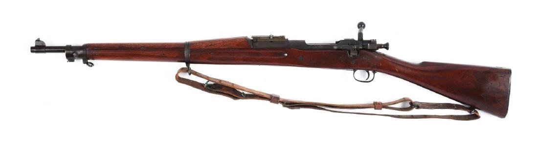 (C) U.S. Model 1903 Springfield Bolt Action Rifle. - 2
