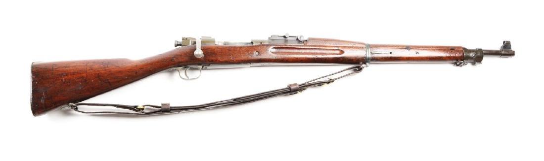 (C) Springfield Model 1903 Bolt Action Rifle.