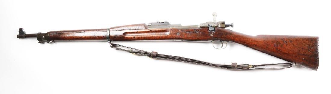 (C) Springfield Model 1903 Bolt Action Rifle. - 2