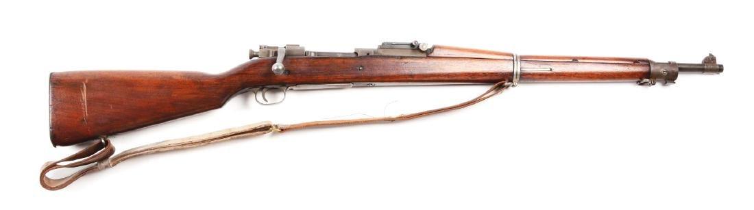(C) U.S. Springfield Model 1903 Bolt Action Rifle.