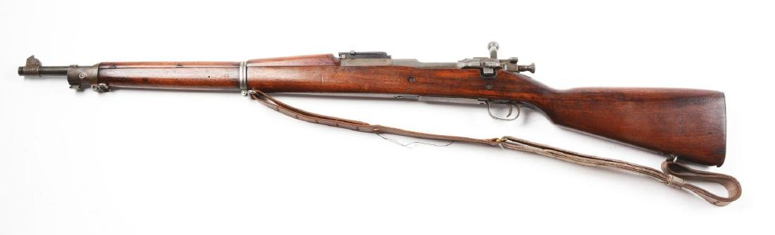 (C) U.S. Springfield Model 1903 Bolt Action Rifle. - 2