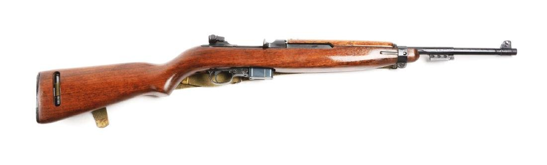 (C) Underwood U.S. M-1 Carbine.
