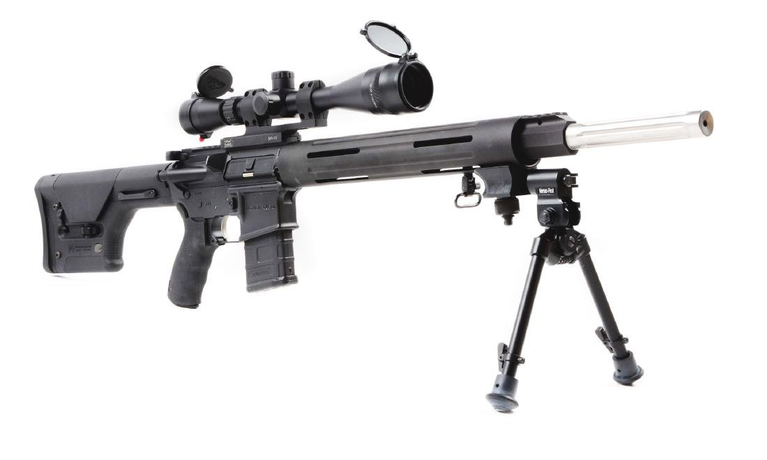 (M) Wilson Combat Tactical Combat Semi-Automatic Rifle