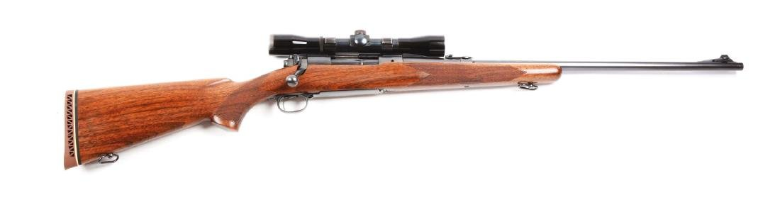 (M) Post-64 Winchester Model 70 Bolt Action Rifle.