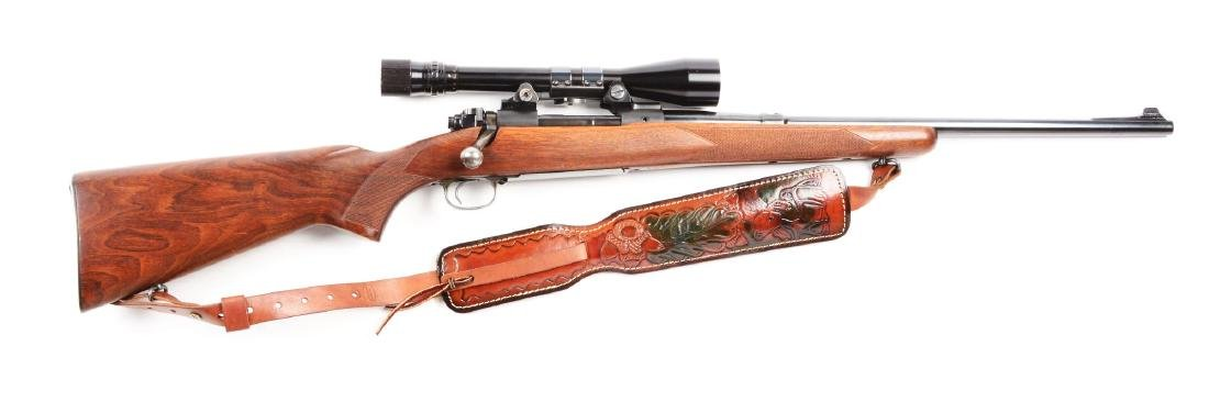 (C) Pre-64 Winchester Model 70 .257 Roberts Bolt Action