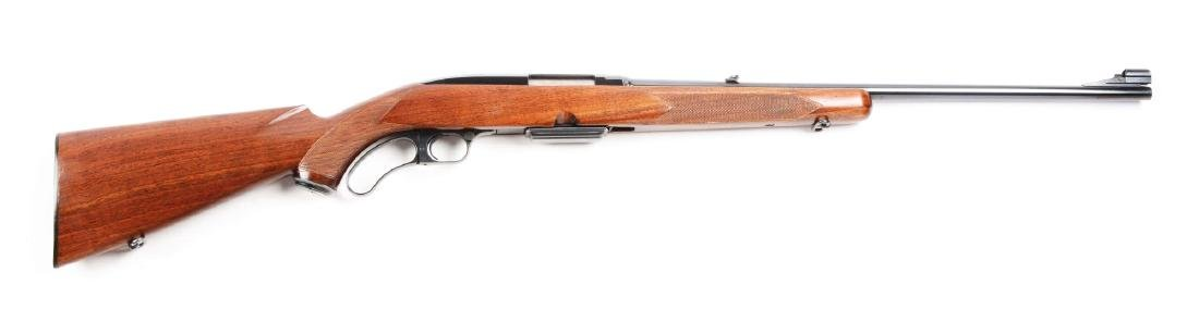 (C) Winchester Model 88 Lever Action Rifle.