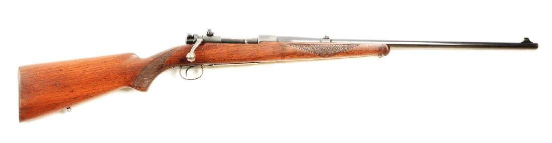 (C) Winchester Model 54 Bolt Action Rifle.