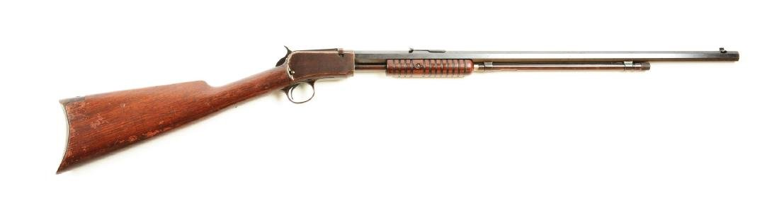 (C) Winchester Model 1890 Slide Action Rifle.