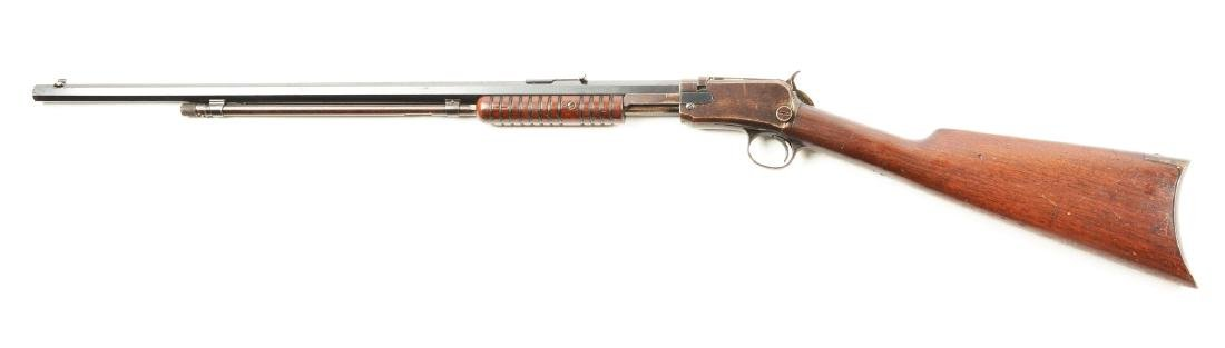 (C) Winchester Model 1890 Slide Action Rifle. - 2