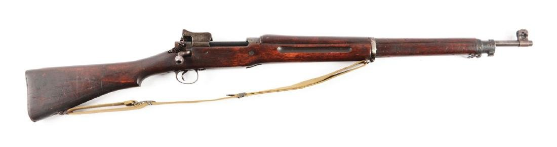 (C) Winchester U.S. Model 1917 Bolt Action Rifle.