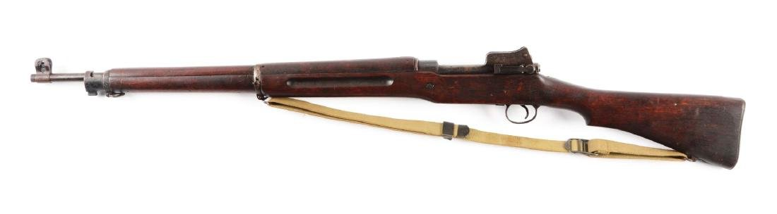 (C) Winchester U.S. Model 1917 Bolt Action Rifle. - 2
