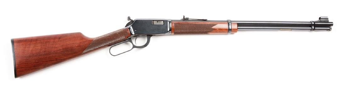 (M) Winchester Model 9422M Lever Action Rifle.