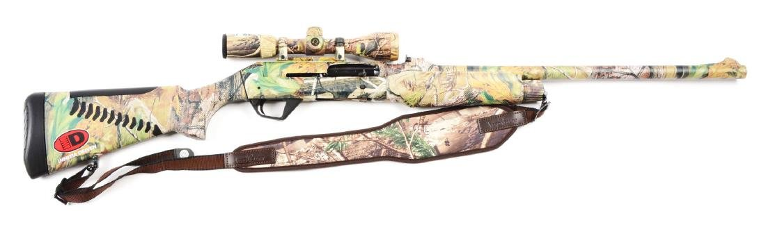 (M) Benelli Super Black Eagle II Semi-Automatic