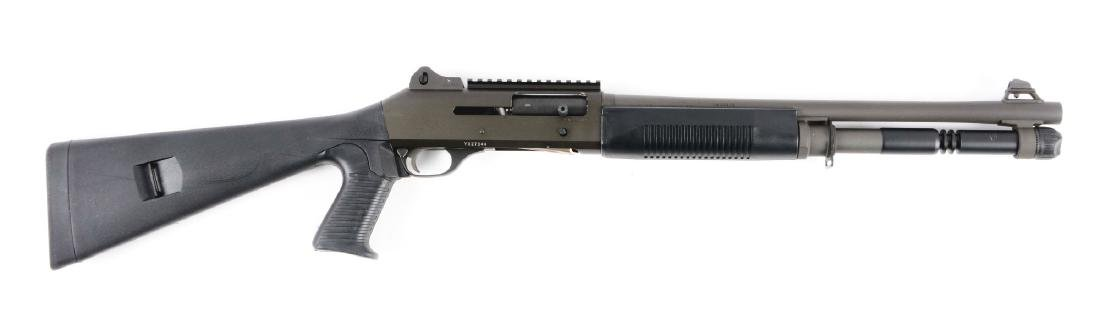 (M) MIB Benelli M4 Semi-Automatic Shotgun.