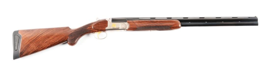 (M) Cased Franchi Renaissance Elite 20 Bore Over/Under