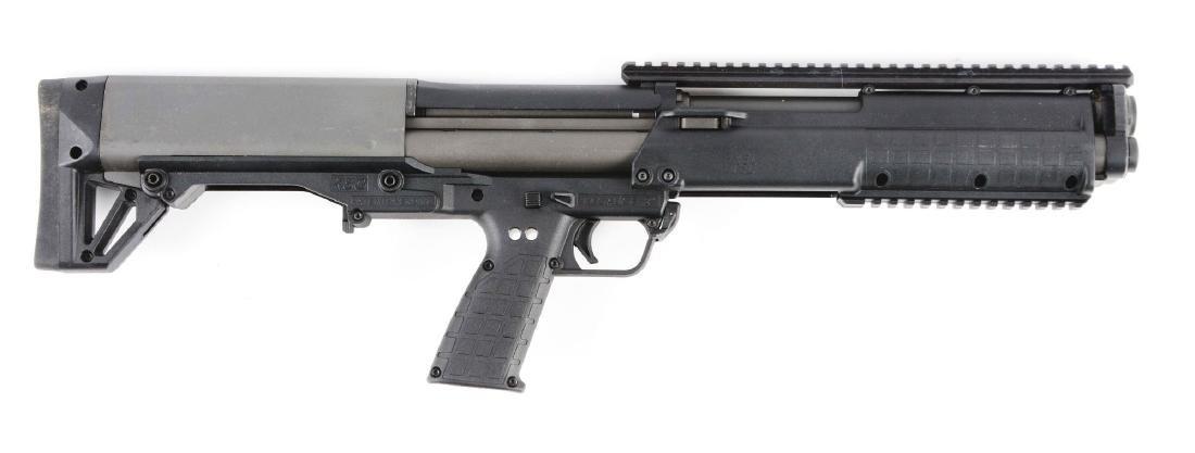(M) MIB Kel-Tec KSG Slide Action Shotgun.