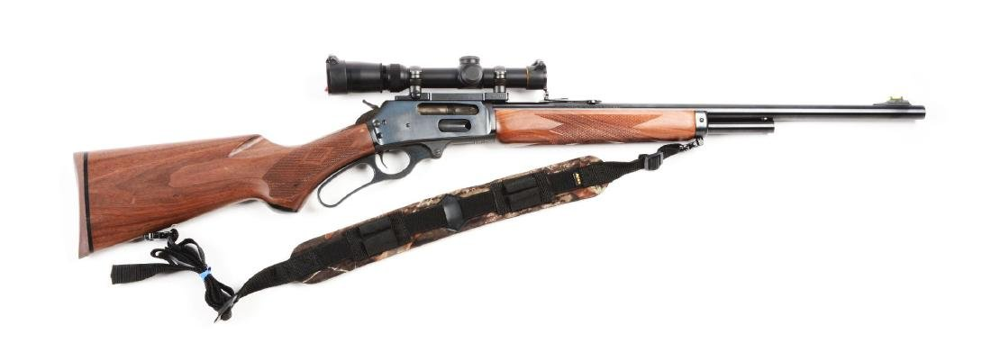 (M) Marlin Model .410 Lever Action Shotgun with Leupold