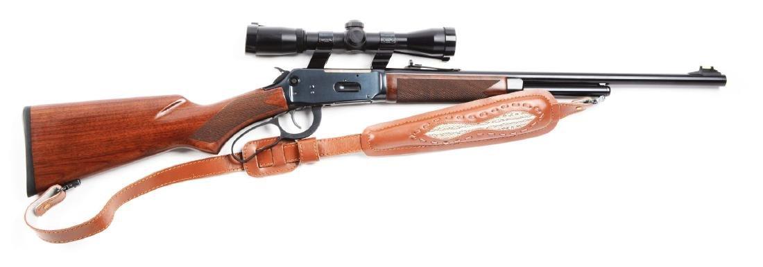 (M) Winchester Model 9410 Lever Action Shotgun.