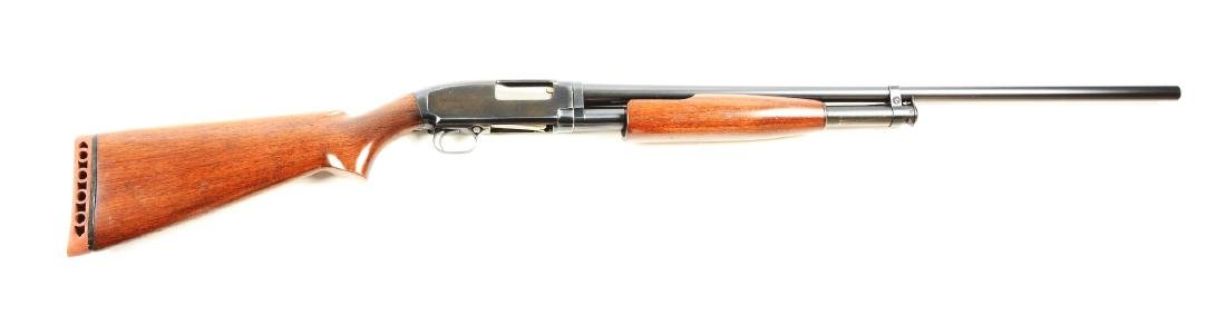 (C) Winchester Pre-64 Model 12 Slide Action Shotgun (16