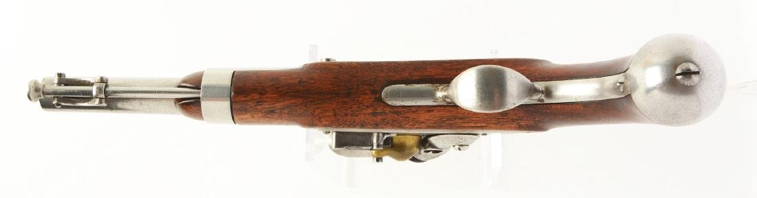 (A) U.S. Model 1836 Flintlock Single Shot Martial - 5