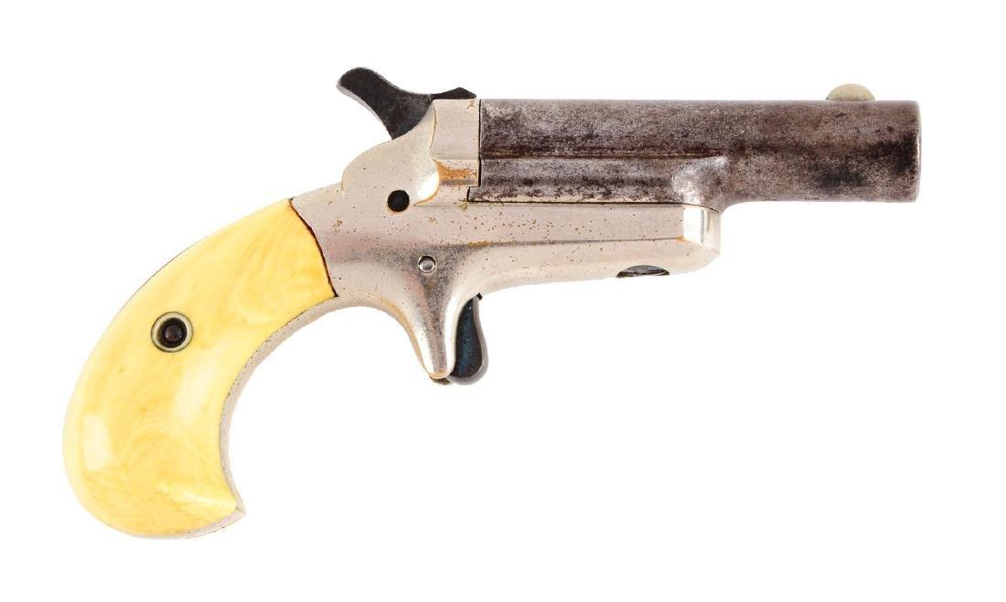 (A) Inscribed Colt 3rd Model Thuer Deringer.