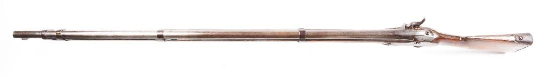 (A) Austrian Model 1842 Percussion Smoothbore Musket. - 3