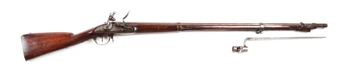 (A) French Model 1777 Flintlock Musket Made at