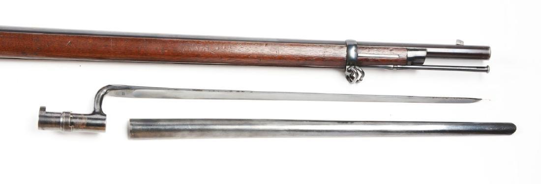(A) High Condition U.S. Springfield Model 1884 Trapdoor - 5