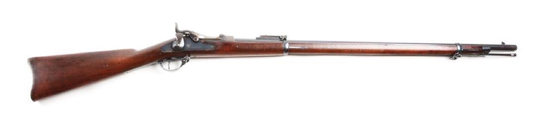 (A) High Condition Springfield Model 1884 Trapdoor
