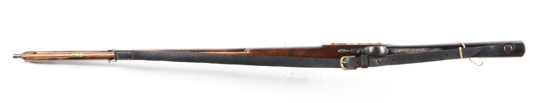 (A) Contemporary Flint Lock Trade Musket. - 4