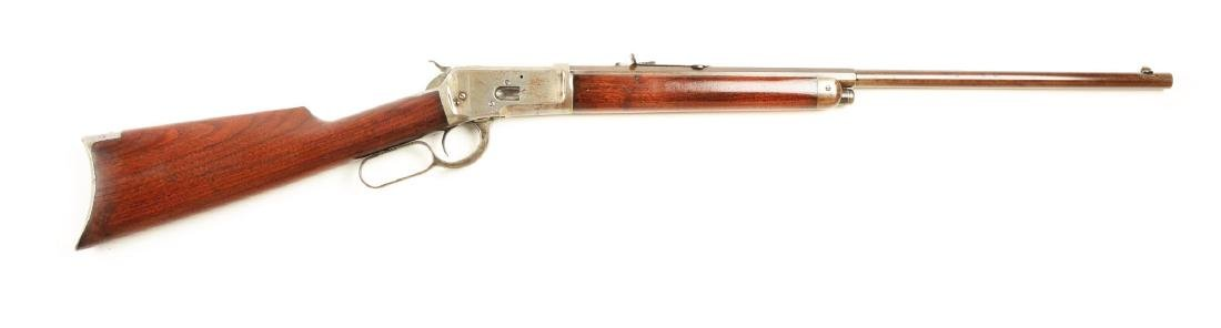(C) Special Order Winchester 1892 Lever Action Rifle.