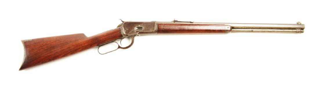 (A) 1st Year Production Winchester Model 1892 Lever