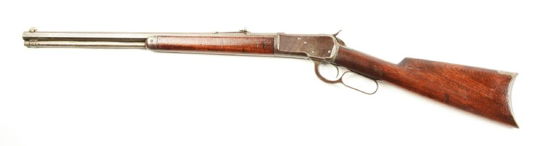 (A) 1st Year Production Winchester Model 1892 Lever - 2