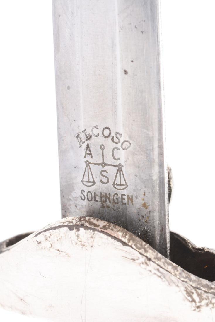 World War II German Army Dagger. - 3