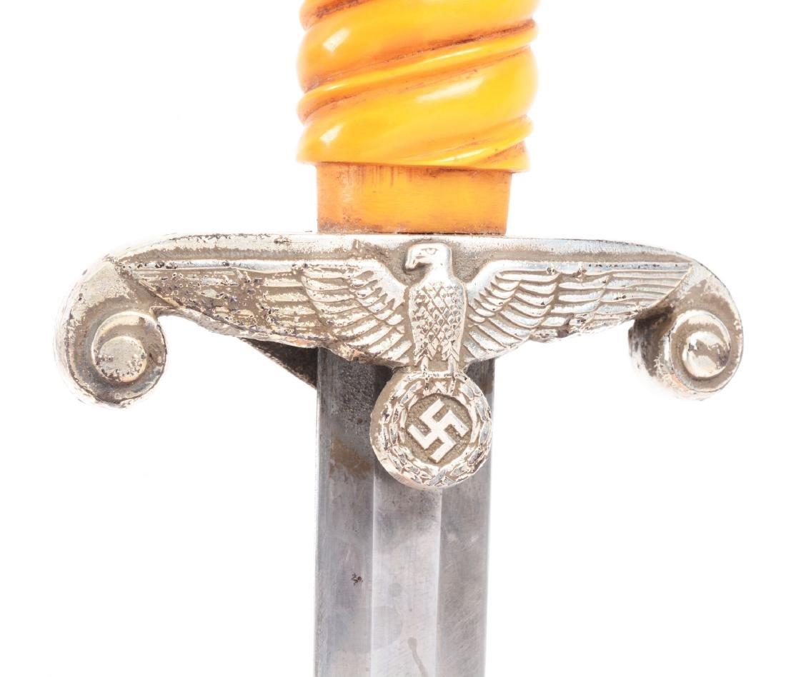 World War II German Army Dagger. - 4