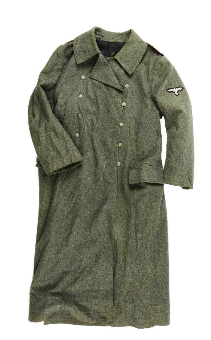 German World War II SS Overcoat.