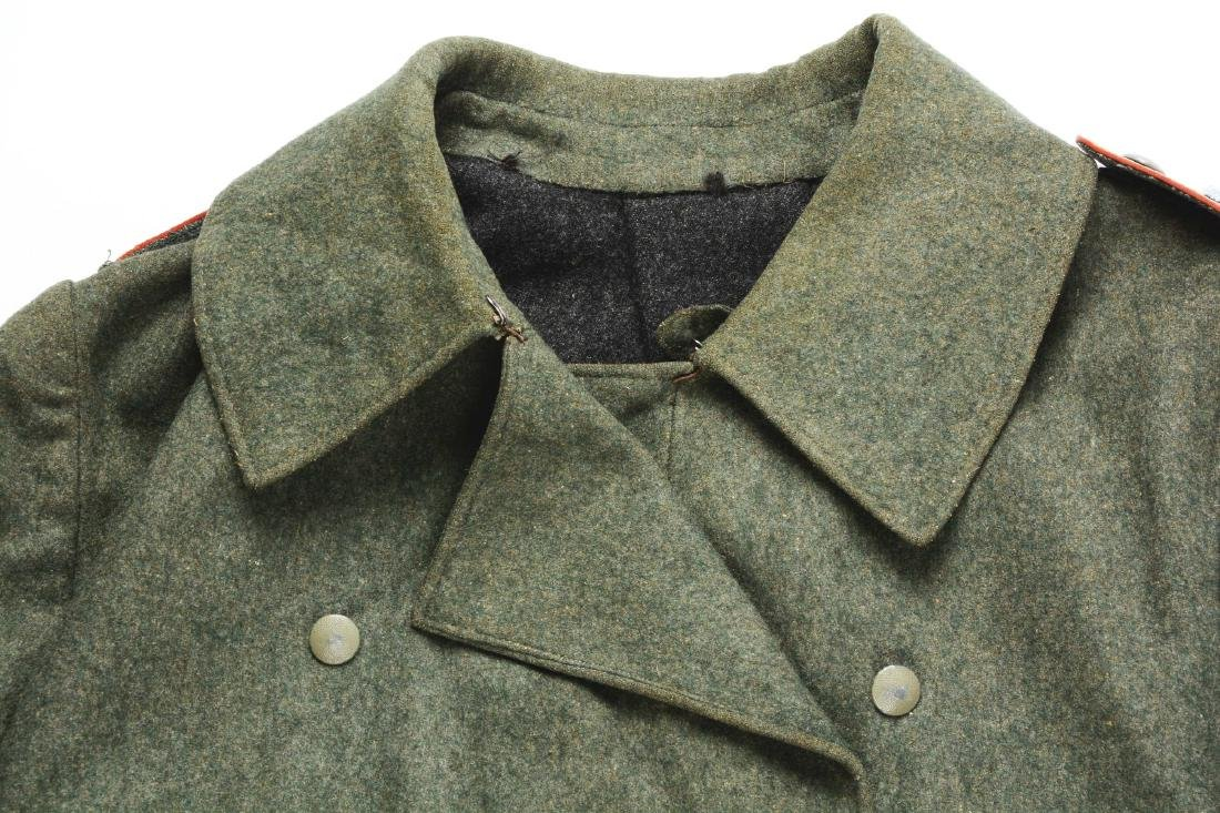 German World War II SS Overcoat. - 2