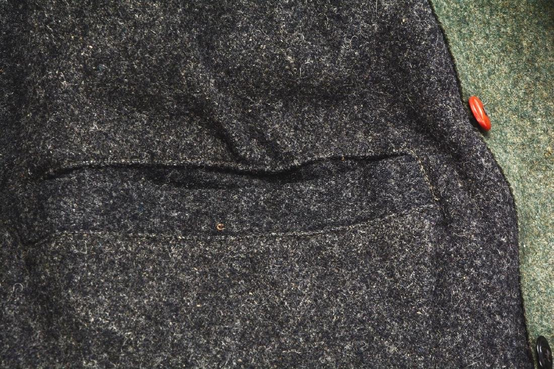 German World War II SS Overcoat. - 5