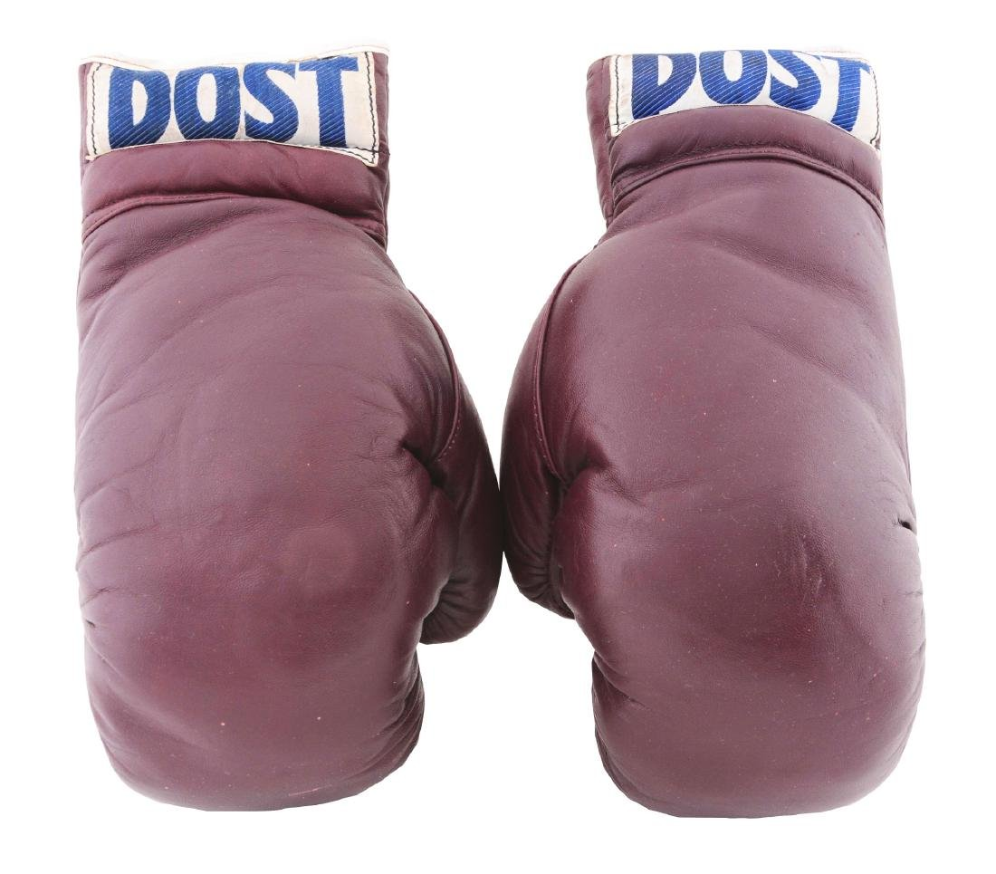 1950's Cassius Clay Amateur Training Gloves.