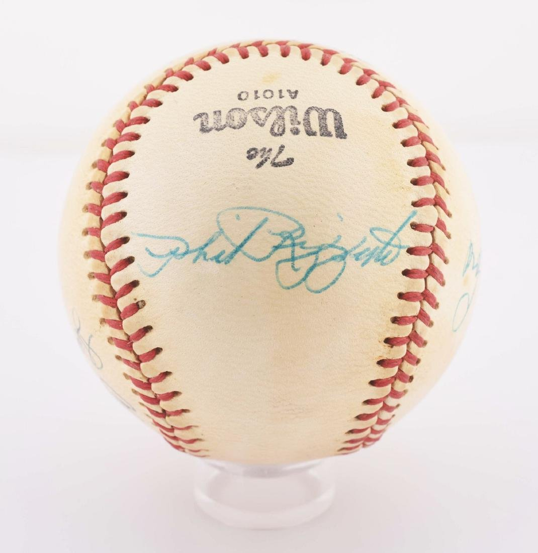 Vintage Roberto Clemente Signed Baseball. - 3
