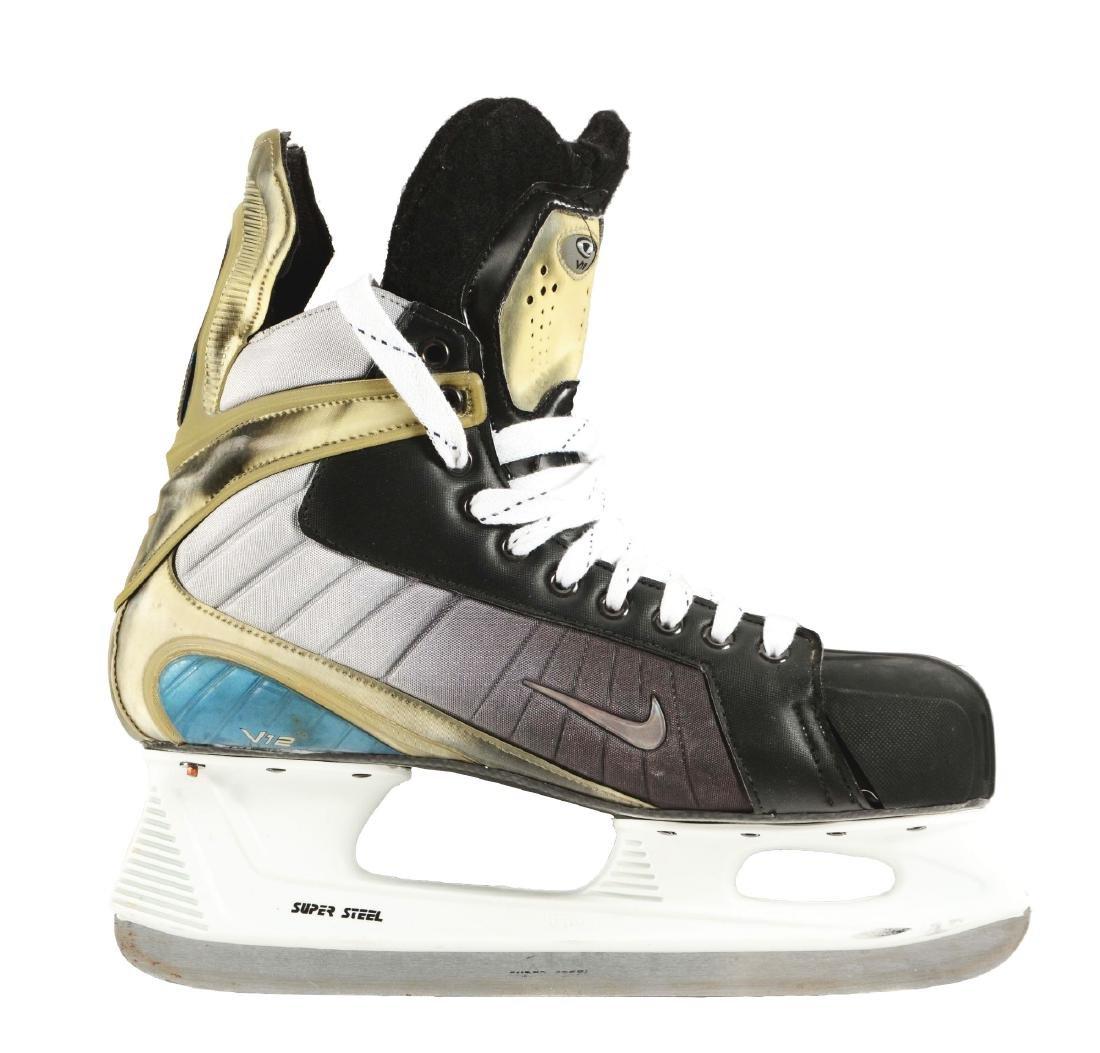 Mario Lemieux Pittsburgh Penguins Game Used Hockey