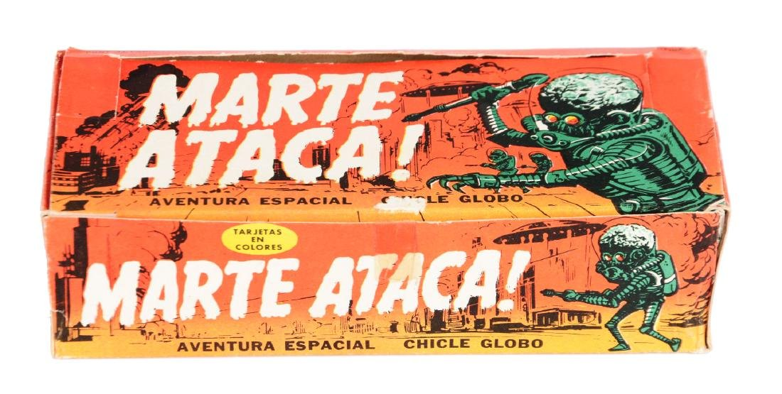 1965-66 Marte Ataca / Mars Attacks Argentinan Display