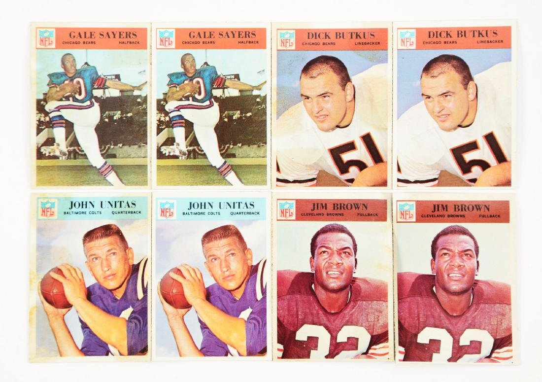 1966 Philladelphia Football Archive Collection.
