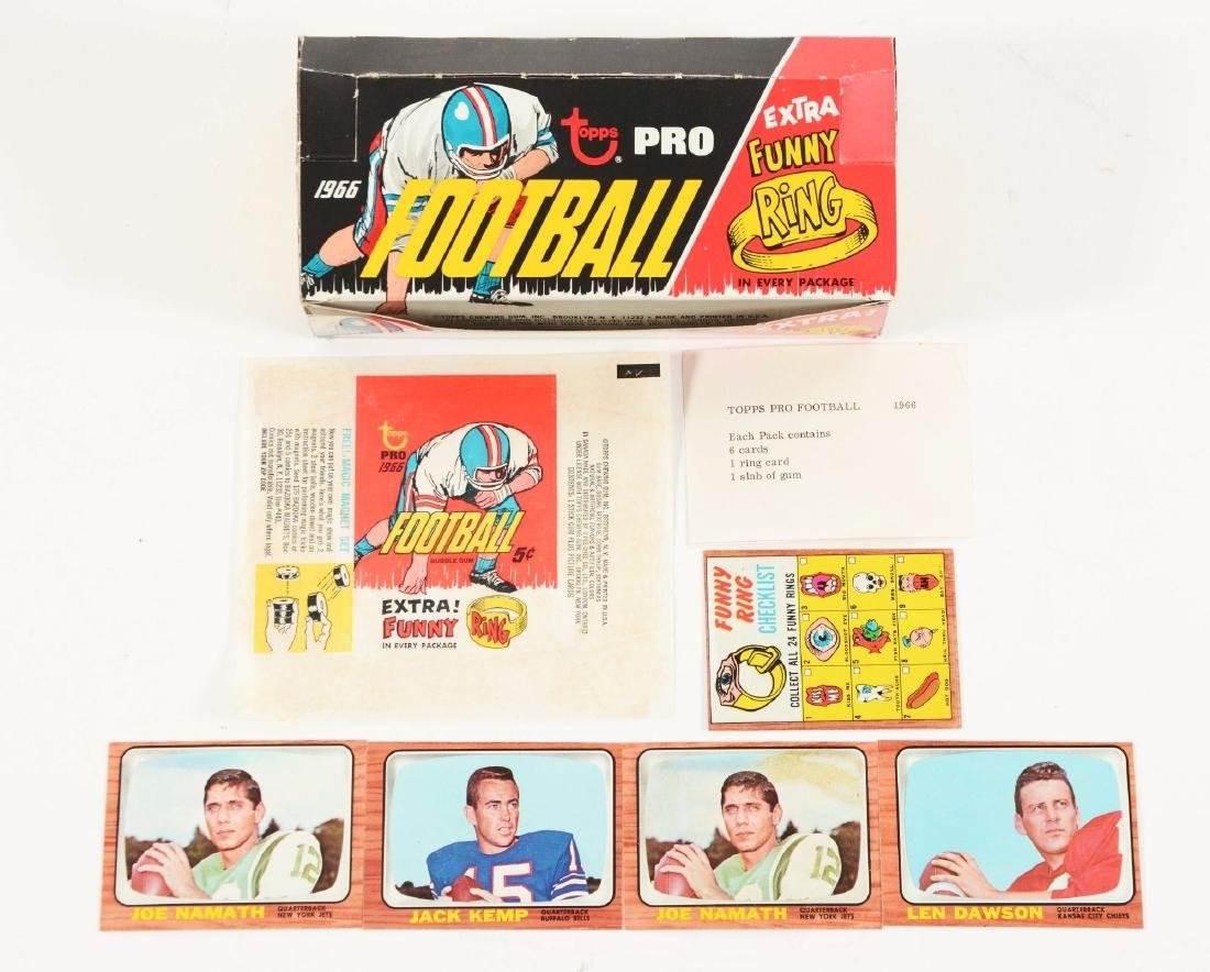 1966 Topps Football Archive Collection..