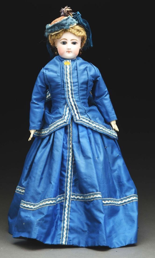 Pretty Fashion Doll Attributed to F.G..