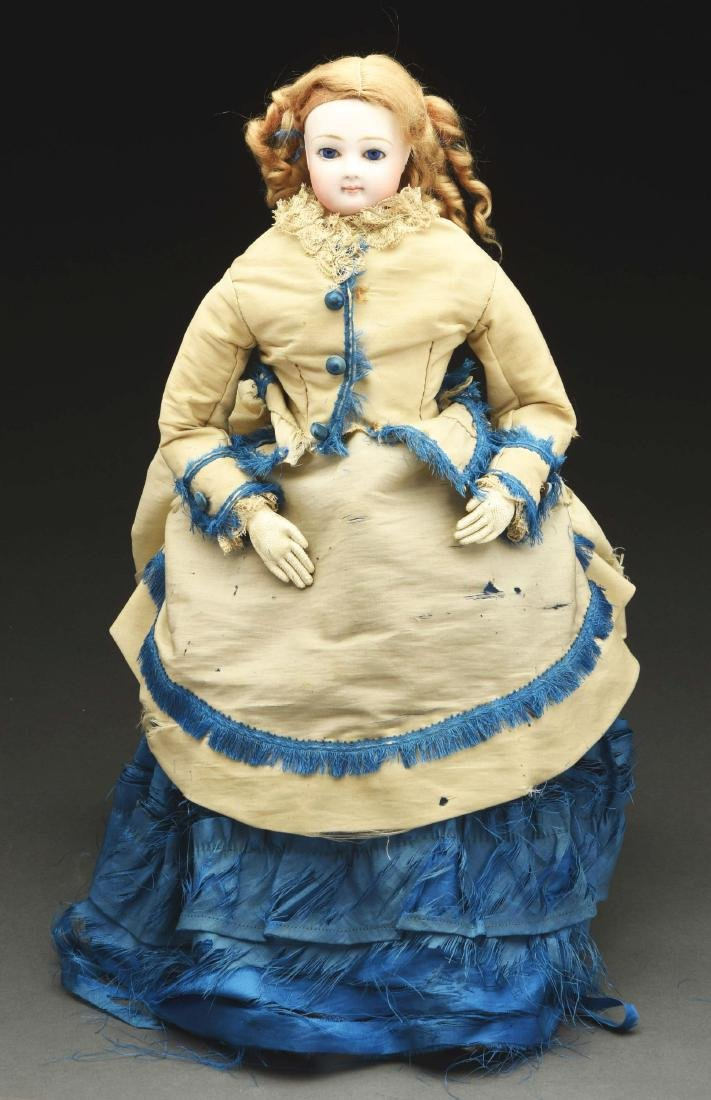 Lovely French Fashion Doll.