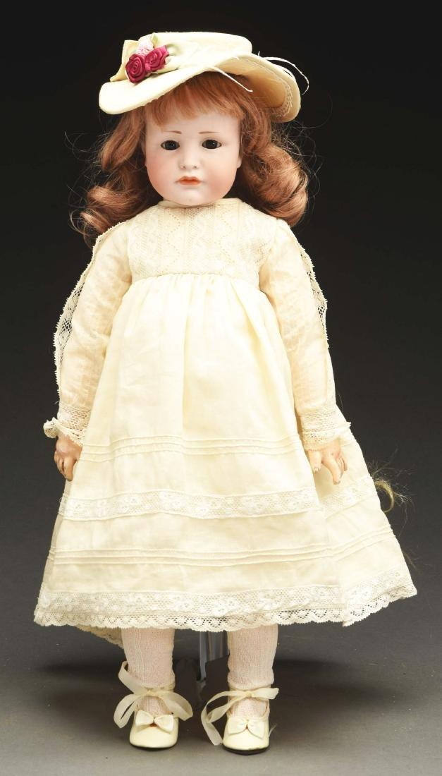 Kammer & Reinhardt 114 Doll with Glass Eyes.