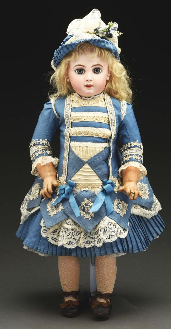 Impressive E Jumeau Doll.